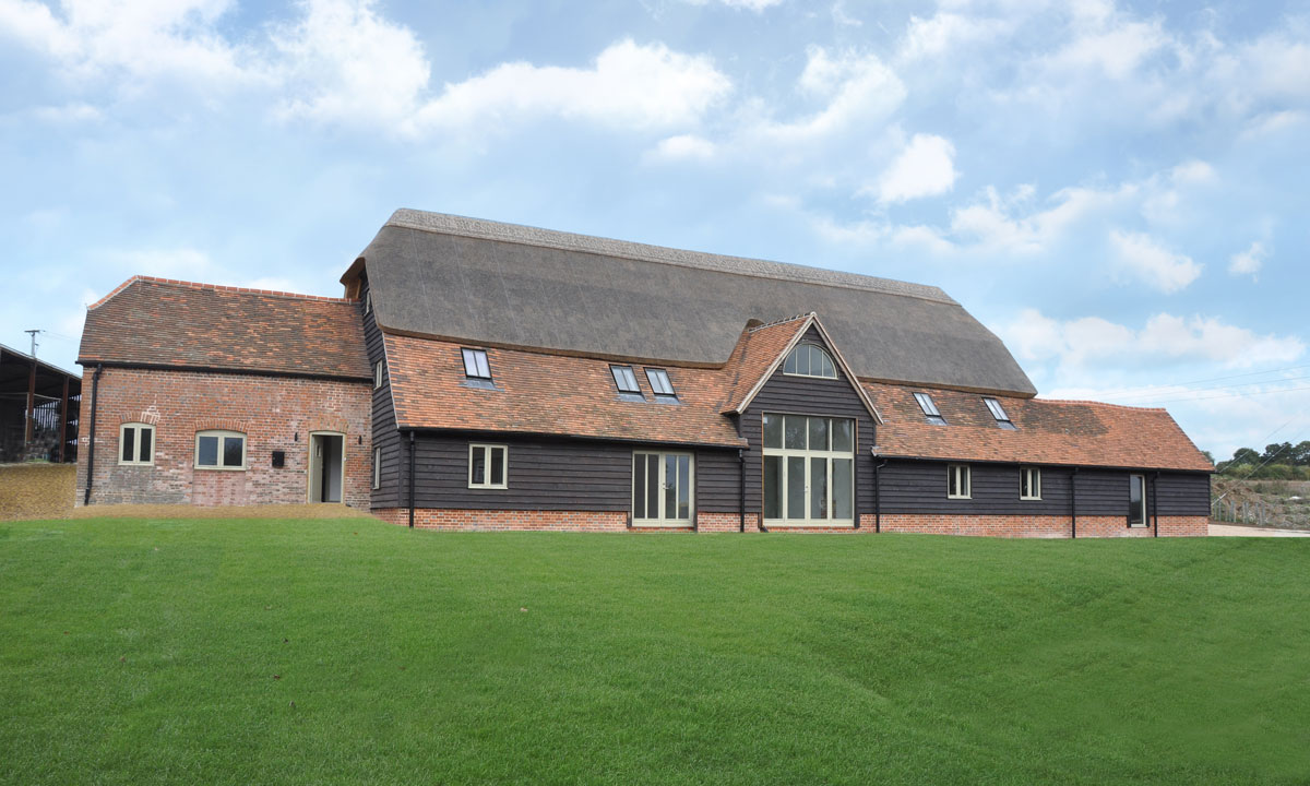 Oakhouse barns hampstead norreys west waddy adp west for Berkshire house