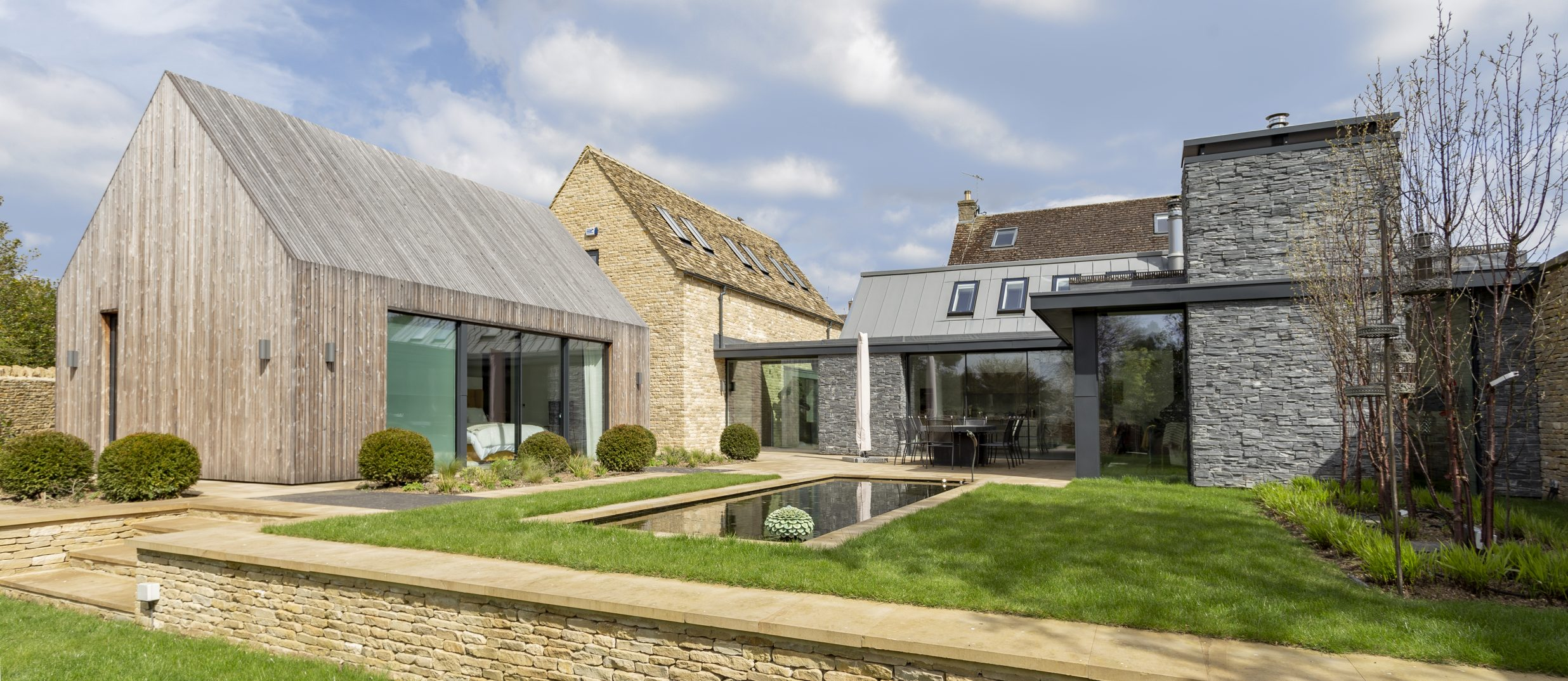Hopkins Yard, Oxfordshire, West Waddy, Architects, Town Planners, Urban Designers