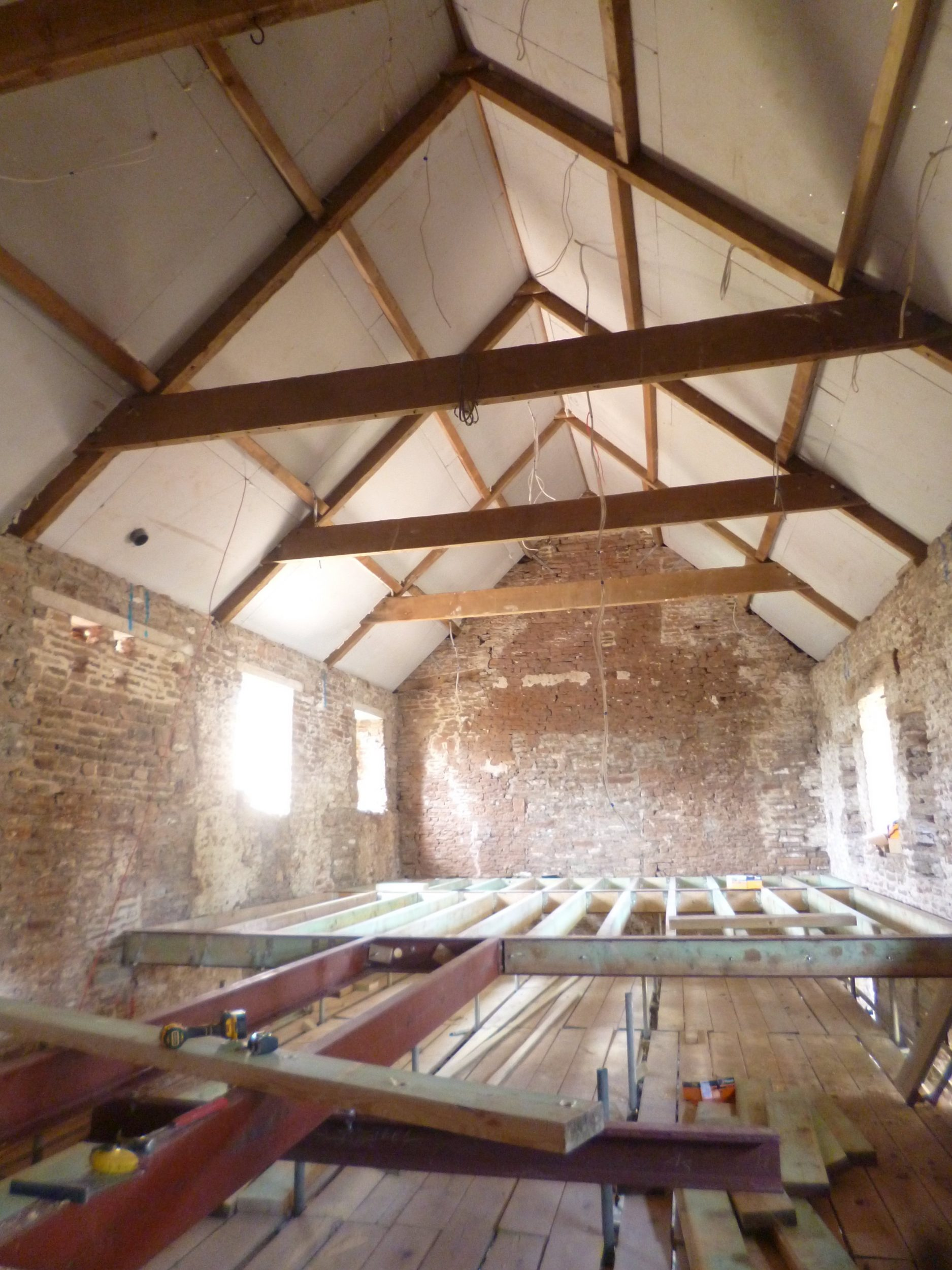 Winterbourne Barn, West Waddy, Architects, Town Planners, Urban Designers