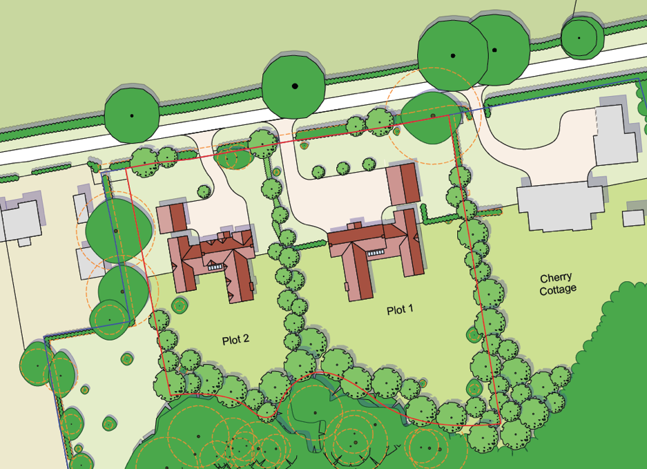 Whitchurch Hill, appeal, West Waddy, planning, architecture, urban design