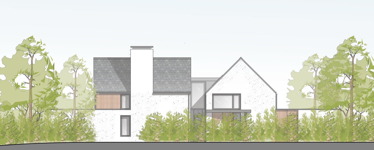 Ararat, Beenham Hill, West Waddy, Architects, Town Planners, Urban Designers