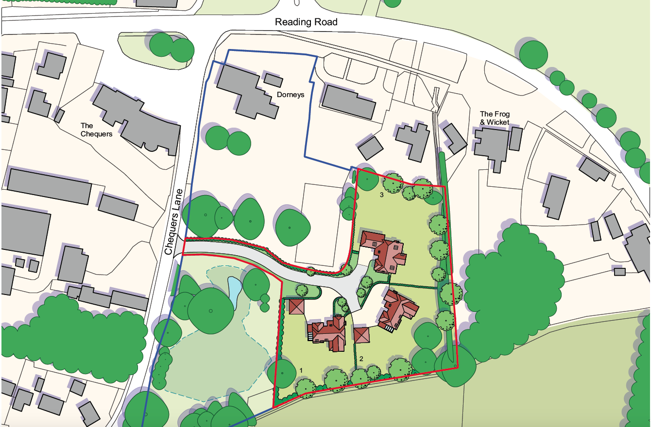 Hampshire, West Waddy, Architects, Town Planners, Urban Designers