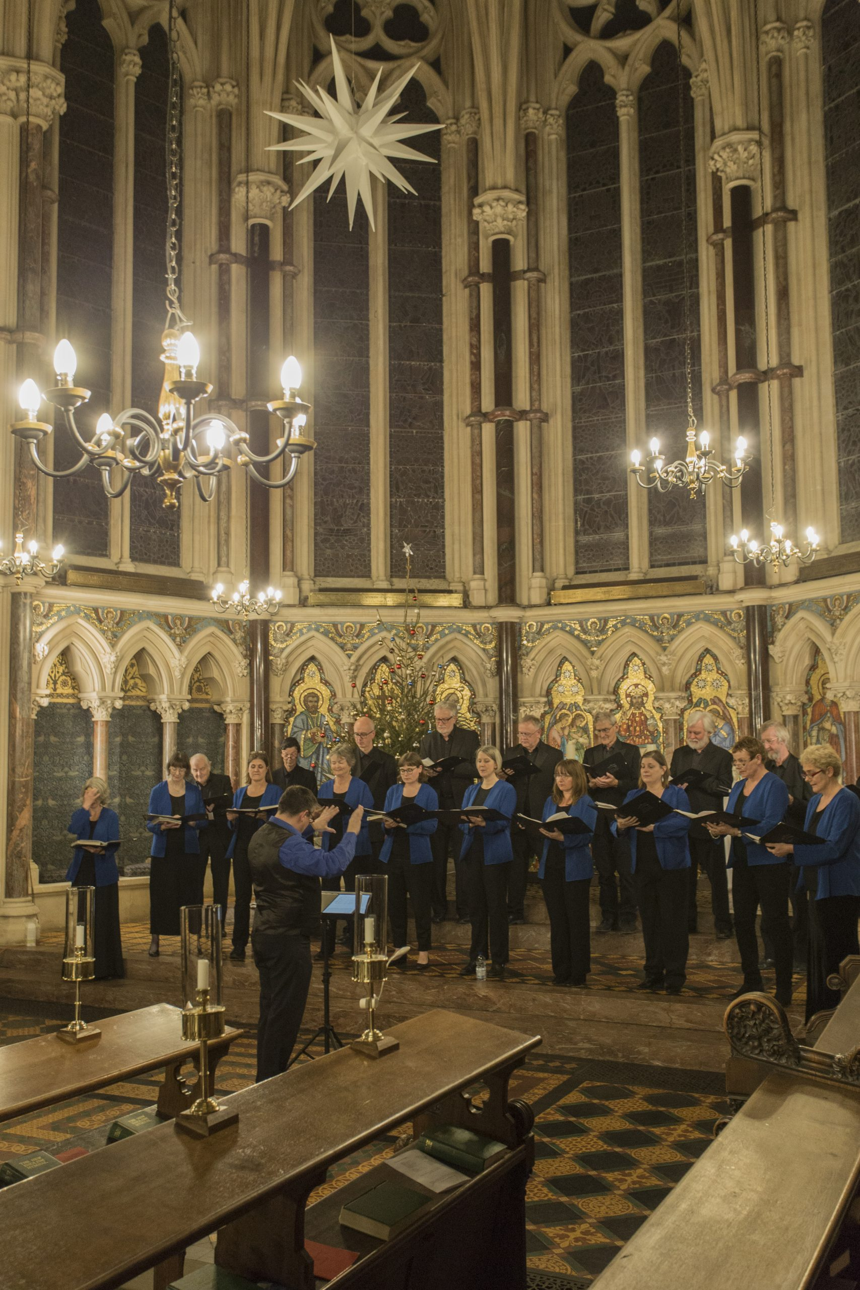Carol Concert, Exeter College, West Waddy, Architects, Town Planners, Urban Designers
